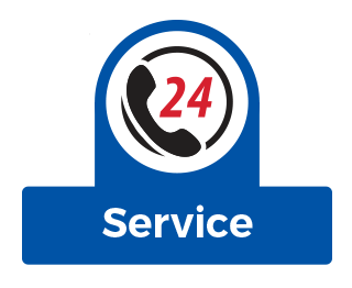 Schedule Service Button - Click Here - We will get your system back up and running with our dependable 24/7 service.
