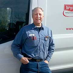 Greg Orlans at Indoor Comfort Heating & Cooling