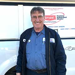Mark McGinn at Indoor Comfort Heating & Cooling