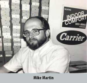 Mike Martin, former owner of Indoor Comfort