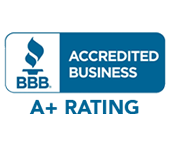 Better Business Bureau Accredited Business Logo A Plus Rated